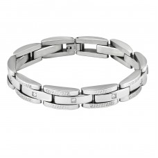 Chain Link - 316L Surgical Grade Stainless Steel Steel Bracelets for Men A4S1904