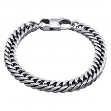 Chain - 316L Surgical Grade Stainless Steel Steel Bracelets for Men A4S20899