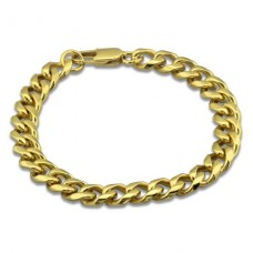 Chain - 316L Surgical Grade Stainless Steel Steel Bracelets for Men A4S20901
