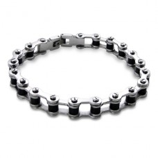 Bicycle Chain - 316L Surgical Grade Stainless Steel Steel Bracelets for Men A4S2523