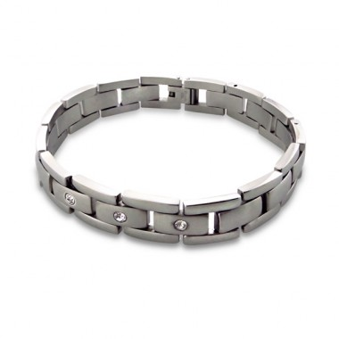Bangle - 316L Surgical Grade Stainless Steel Steel Bracelets for Men A4S6209