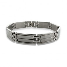 Chained Links - 316L Surgical Grade Stainless Steel Steel Bracelets for Men A4S7680