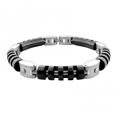Cuff Bangle - 316L Surgical Grade Stainless Steel Steel Bracelets for Men A4S7703