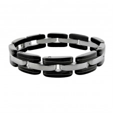 Cuff Bangle - 316L Surgical Grade Stainless Steel Steel Bracelets for Men A4S7705