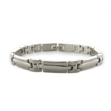 Handcuff - 316L Surgical Grade Stainless Steel Steel Bracelets for Men A4S8281