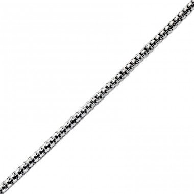 Cobra - 316L Surgical Grade Stainless Steel Steel Necklaces A4S1851