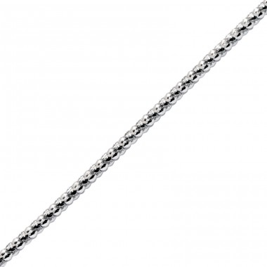 Link - 316L Surgical Grade Stainless Steel Steel Necklaces A4S1860