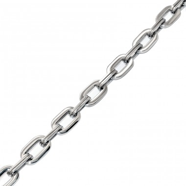 Chain - 316L Surgical Grade Stainless Steel Steel Necklaces A4S4449