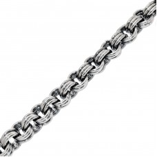 Bead Ball Chain - 316L Surgical Grade Stainless Steel Steel Necklaces A4S9054