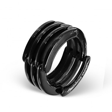 Band - 316L Surgical Grade Stainless Steel Steel Rings A4S11725