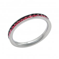 Band - 316L Surgical Grade Stainless Steel Steel Rings A4S16675