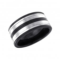 Band - 316L Surgical Grade Stainless Steel Steel Rings A4S17018