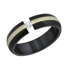 Band - 316L Surgical Grade Stainless Steel Steel Rings for Men A4S17978