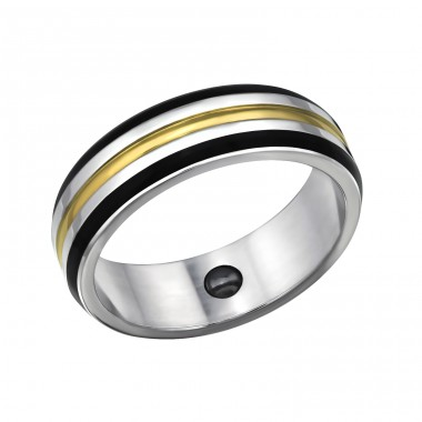 Line - 316L Surgical Grade Stainless Steel Steel Rings A4S31848