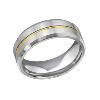 Line - 316L Surgical Grade Stainless Steel Steel Rings A4S32602