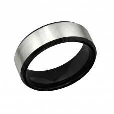 Band - 316L Surgical Grade Stainless Steel Steel Rings for Men A4S32605