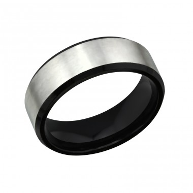 Band - 316L Surgical Grade Stainless Steel Steel Rings A4S32605