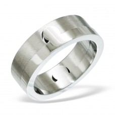 Band - 316L Surgical Grade Stainless Steel Steel Rings A4S6604