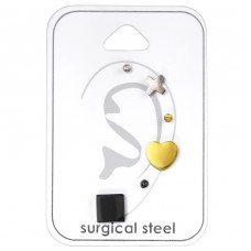 Mixed - 316L Surgical Grade Stainless Steel Steel Jewellery Sets A4S33444